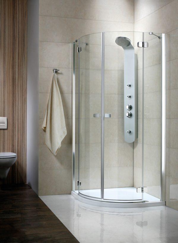Fuenta PDD íves zuhanykabin
