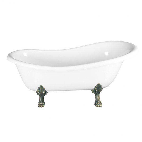 Classica térben álló fürdőkád