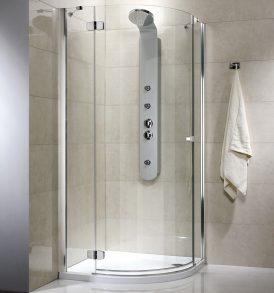 Fuenta PDJ íves zuhanykabin