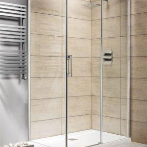 Radaway Espera KDJ zuhanykabin átlátszó
