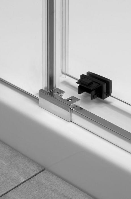 Kiakasztható és kiemelhető ajtók a könnyű tisztításért