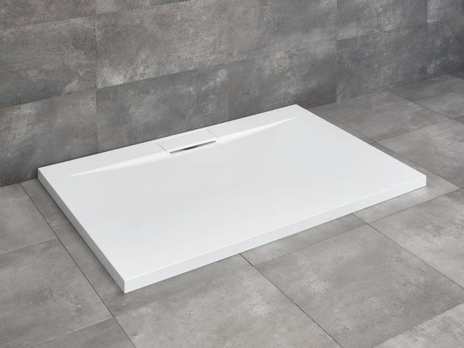 Giaros D szögletes zuhanytálca