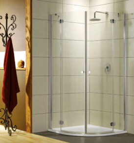 Torrenta PDD íves zuhanykabin