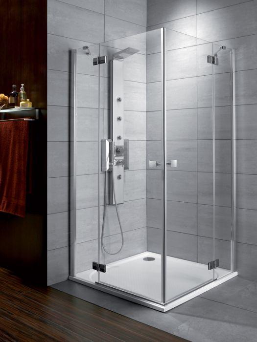 Almatea KDD szögletes zuhanykabin