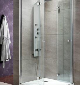 Eos KDD-B szögletes zuhanykabin