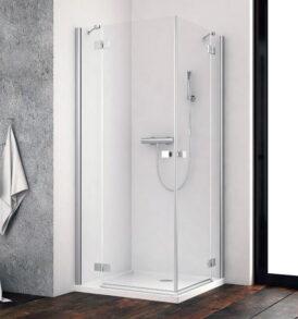 Essenza New KDD szögletes zuhanykabin