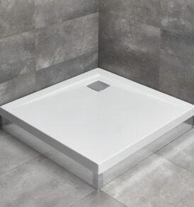Argos C zuhanytálca króm előlappal