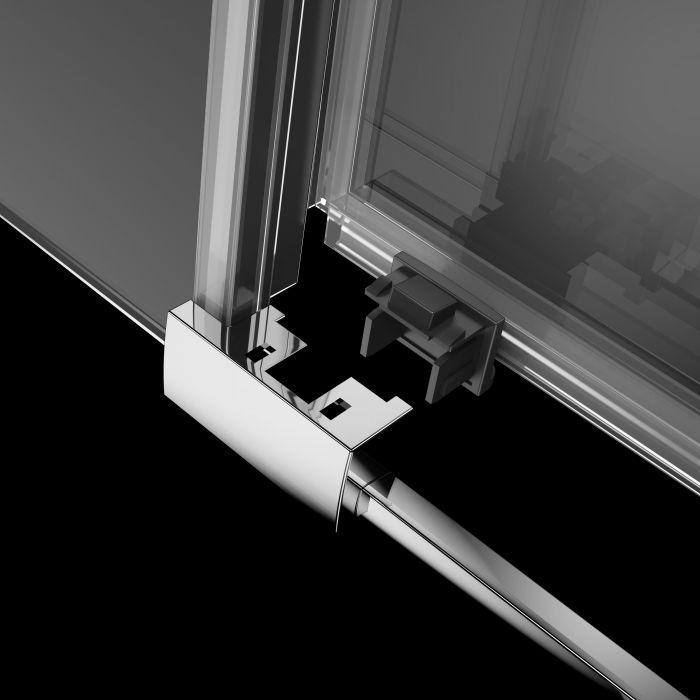 Idea - kiakasztható ajtó a könnyű tisztításért