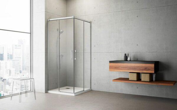 Idea KDD zuhanykabin